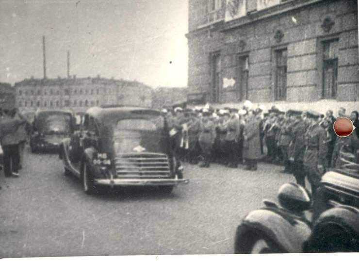 Delegația RSSM la Moscova, 2 august 1940