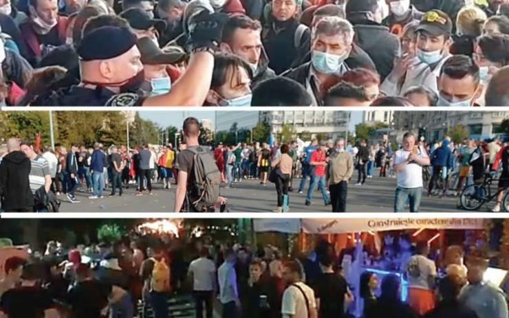 """Starea de Alertă a adus anarhia în toată România peste weekend: relaxare şi inconştienţă, titrează astăzi """"Adevărul""""."""