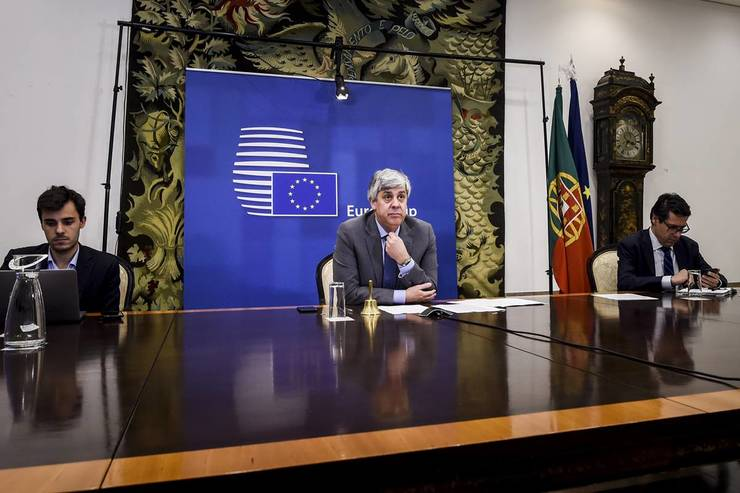 videoconferinta eurogrup