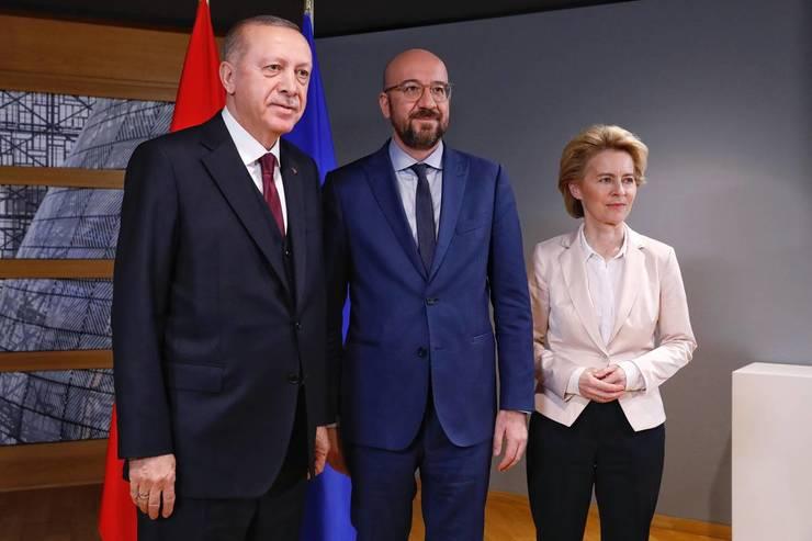 Erdogan Michel VdL