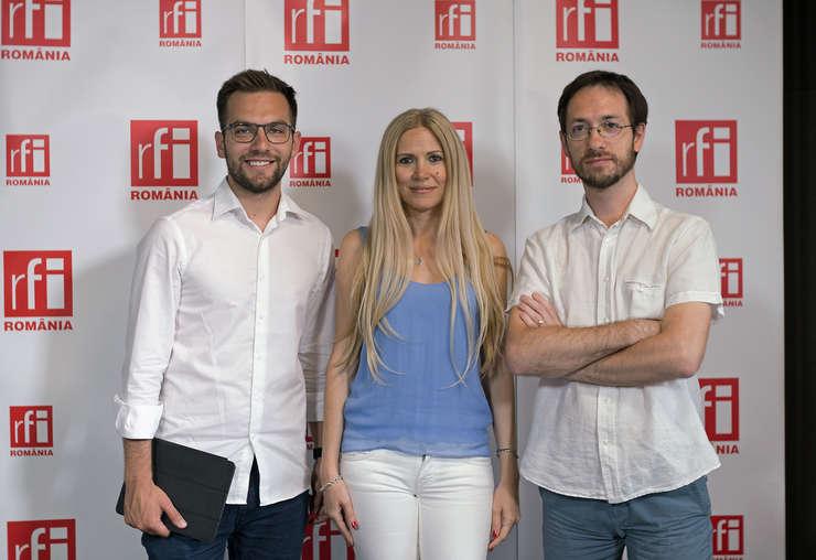 Mihai Toader-Pasti, Monica Ardeleanu şi Cosmin Ruscior la Planeta Verde