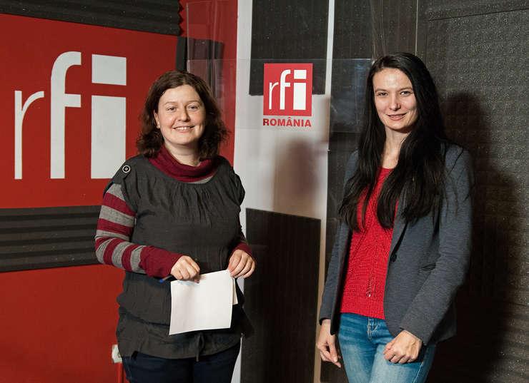 Andreea Orosz și Veronica Ștefan