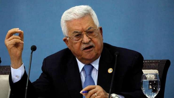 Presedintele palestinian Mahmoud Abbas a respins déjà, în cursul unei conferinte de presà, planul americanilor pentru Orientul apropiat si mijlociu