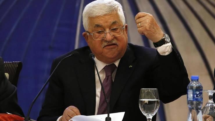 """Mahmoud Abbas, presedintele Autoritàtii palestiniene, a descris acordul de normalizare dintre Israel si EAU drept """"o tràdare a cauzei palestiniene""""."""