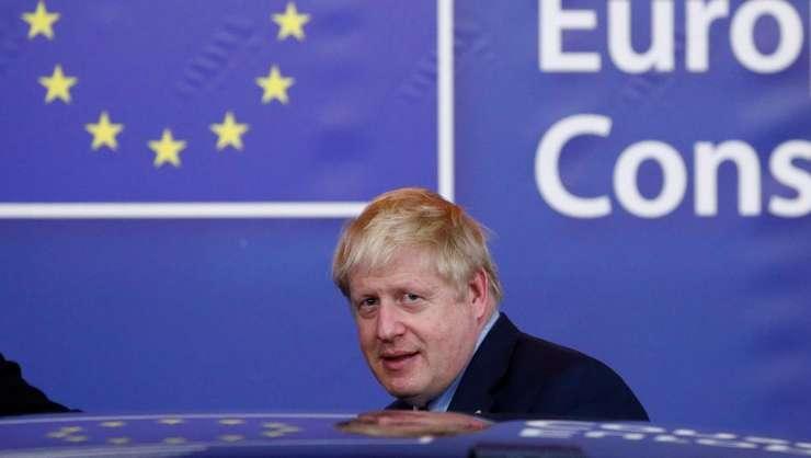 Ultima șansă pentru premierul britanic, Boris Johnson, în dosarul Brexit? (Foto: Reuters/Francois Lenoir)