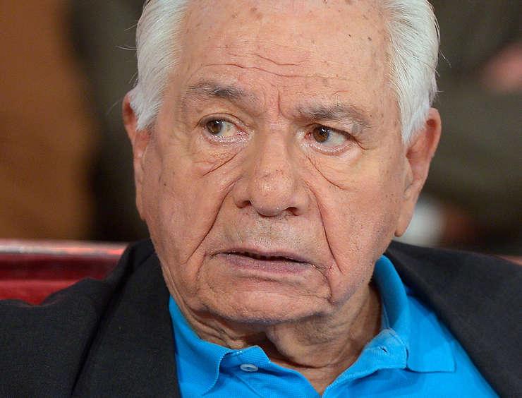 Actorul Michel Galabru