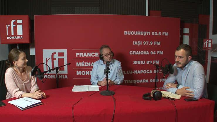 Adriana Record, Constantin Rudniţchi si Ștefan Toma