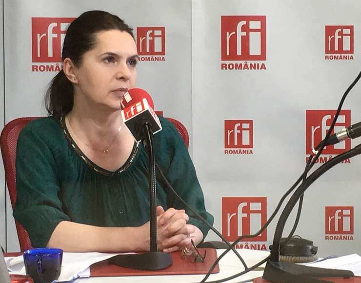 Adriana Săftoiu va boicota referendumul pentru familie (Foto: arhivă RFI)