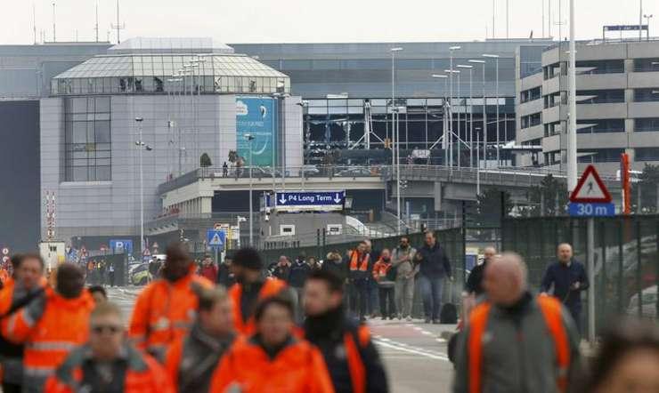 32 de oameni au fost uciși, la Bruxelles, pe 22 martie, în două atacuri, pe aeroport și la metrou