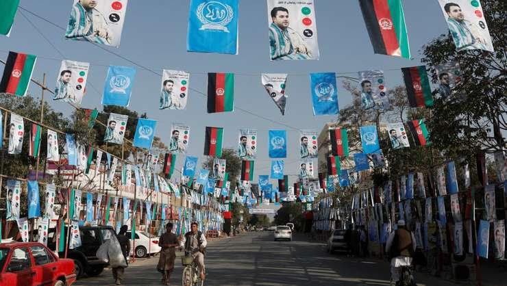 Afganii îsi aleg sâmbàtà 20 octombrie noii deputati