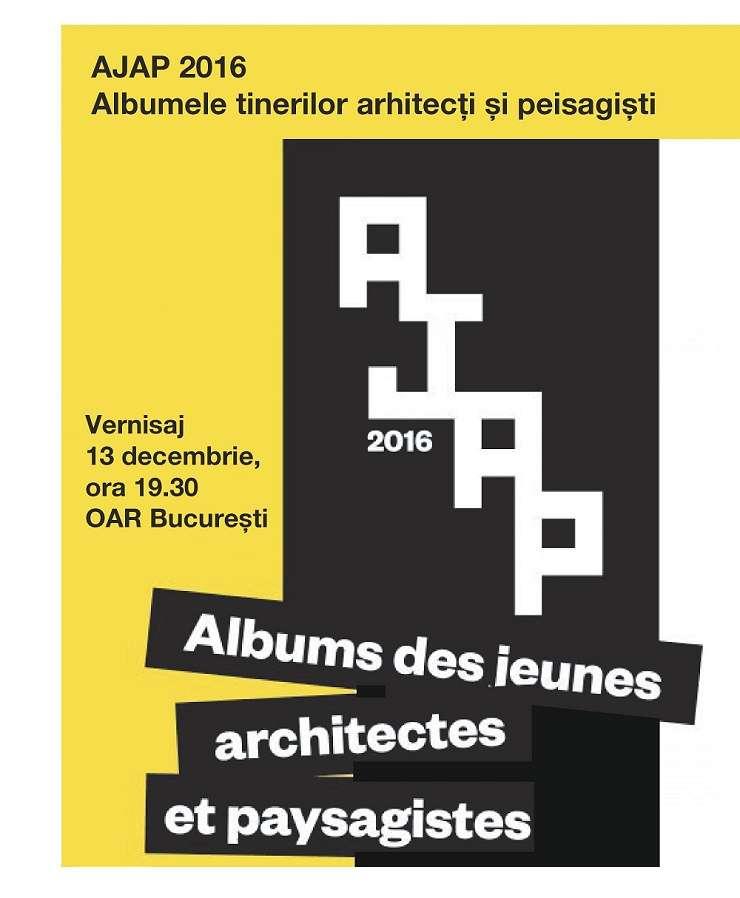 Afiș Expoziția AJAP