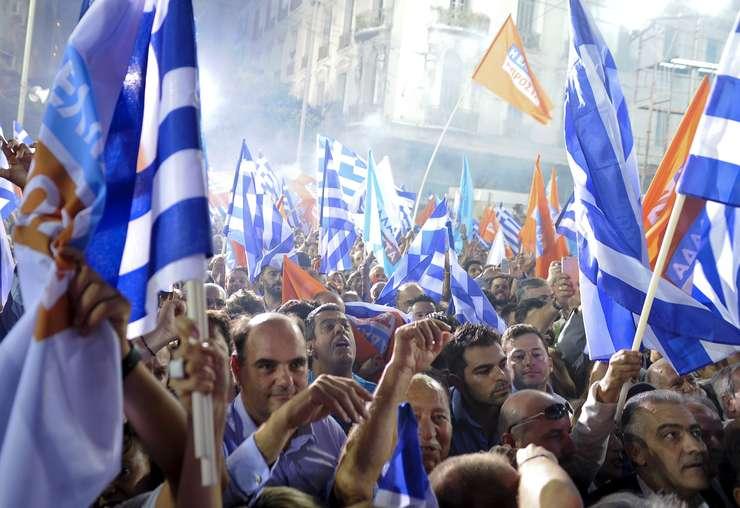 Alegătorii greci sunt chemați să aleagă un nou parlament