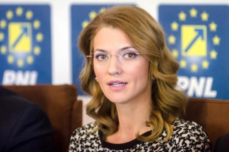 Alina Gorghiu critică modificarea legilor justiţiei prin OUG (Sursa foto: site PNL)
