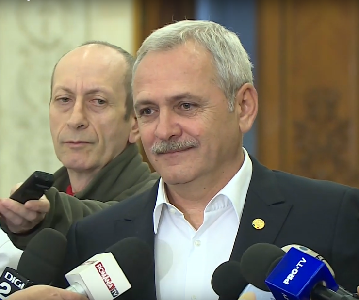 Liviu Dragnea, către membrii PSD, despre amnistie şi graţiere: Nu ezitaţi! (Sursa foto: site PSD)