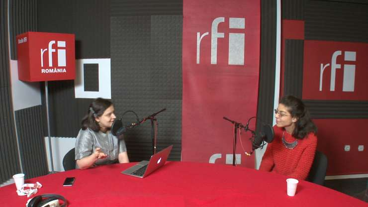 Ana-Maria Caia și Patricia Mihail