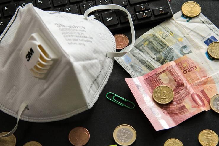 A trecut un an de pandemie Covid-19. Cu ce efecte asupra economiei? (Sursa foto: pixabay)