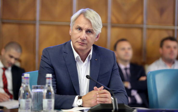 Eugen Teodorovici vrea să fie președintele României (Sursa foto: gov.ro)