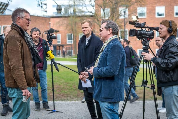 Anders Tegnell, epidemiologul șef al Suediei, arhitectul strategiei suedeze de luptă împotriva efectelor Covid 19.