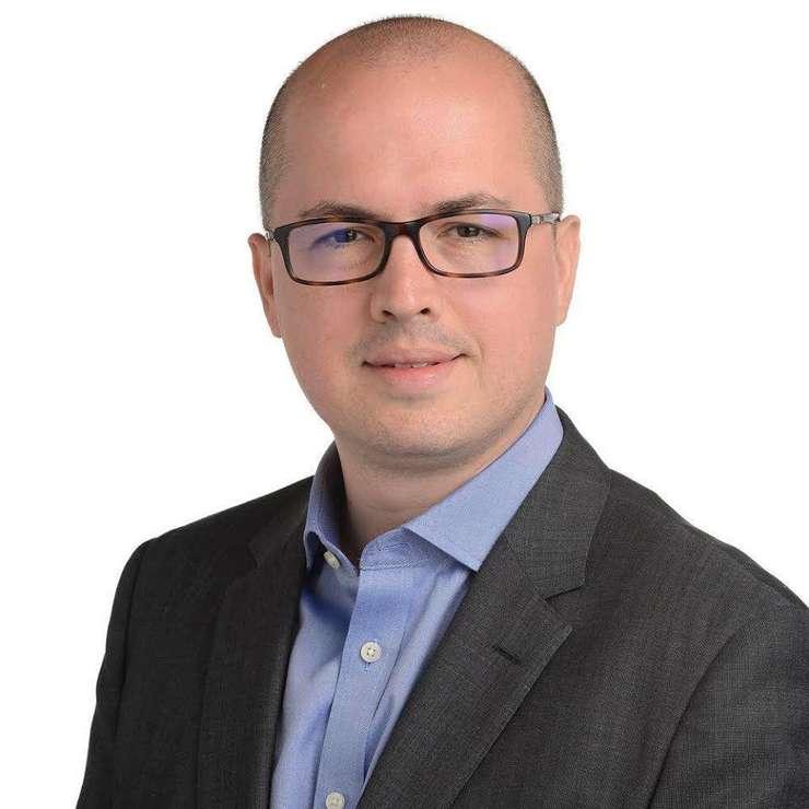 Andi Cristea îl acuză pe preşedintele Klaus Iohannis de sabotaj (Sursa foto: Facebook/Andi Cristea)