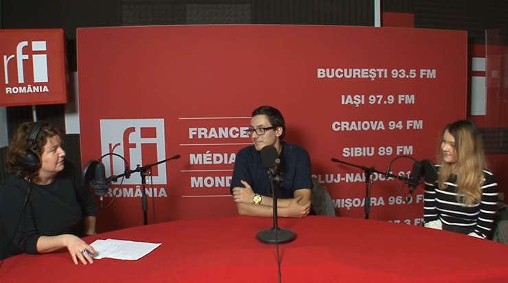 Andreea Orosz, Octavia Georoceanu și Mihail Stănescu