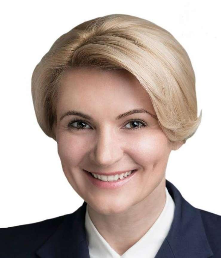 Prim-vicepreşedintele PNL, Andreea Paul