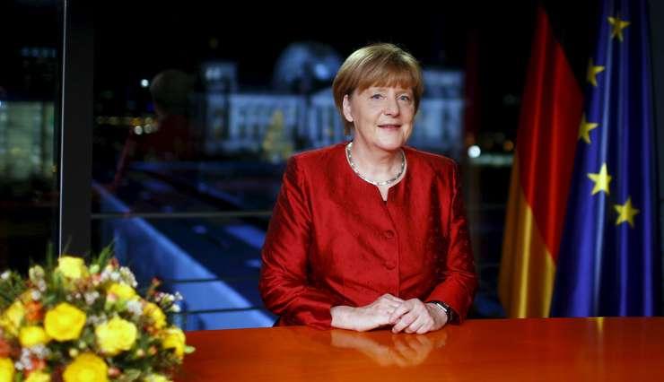Cancelarul german, Angela Merkel (Foto: Reuters/Hannibal Hanschke)
