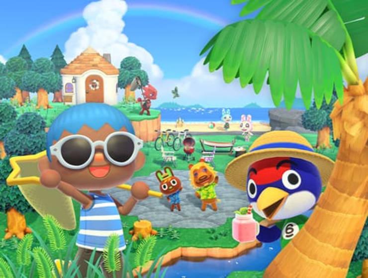 Animal Crossing s-a aflat în topul vânzarilor din acest an.