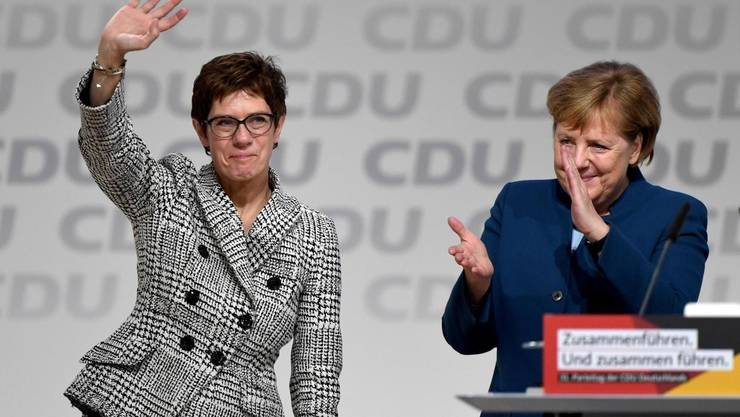 Annegret Kramp-Karrenbauer, preşedinta Uniunii Creştin-Democrate din Germania nu mai candidează pentru funcţia de şefă a guvernului