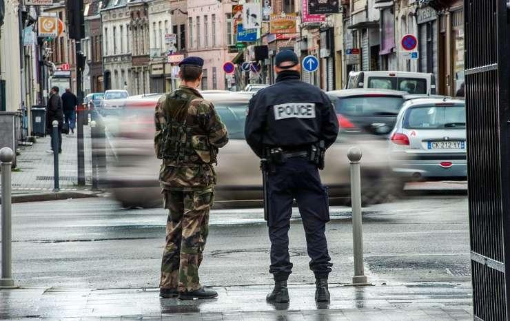 În 2015 Franța a fost lovită de o serie de atentate teroriste
