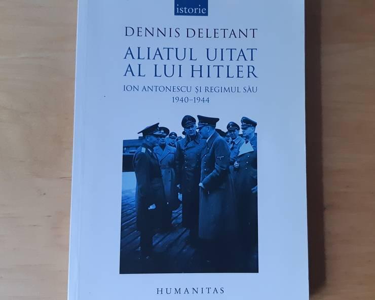Cartea lui Dennis Deletant