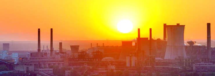 Se închide combinatul ArcelorMittal Galaţi? (Sursa foto: site ArcelorMittal Galaţi)