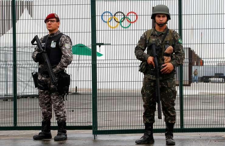 Guvernul brazilian a afirmat recent că Jocurile Olimpice fac țara o țintă probabilă pentru atentate teroriste