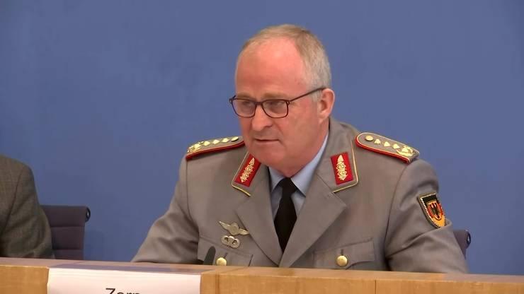 Extremişti de dreapta în armata federală germană