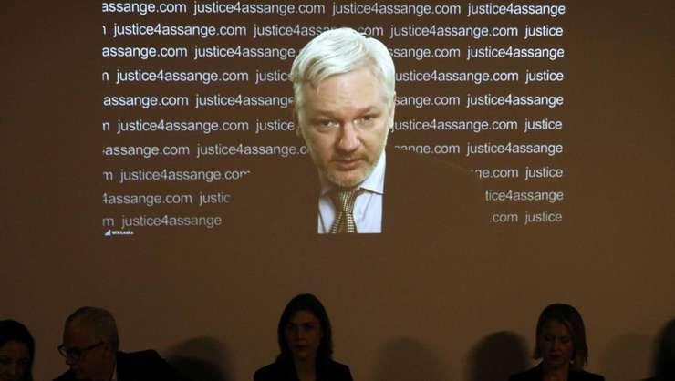 Videoconferinta lui Julian Assange, 5 februarie 2016