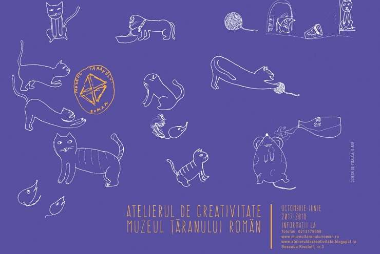 Atelierul de creativitate