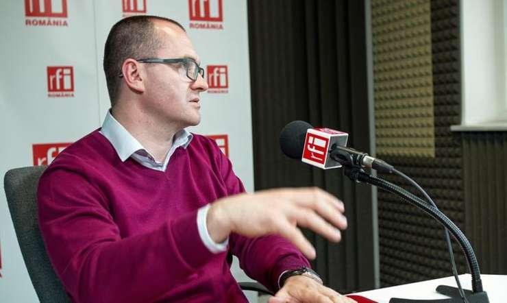 Deputatul UDMR Attila Korodi (Foto: arhivă RFI)