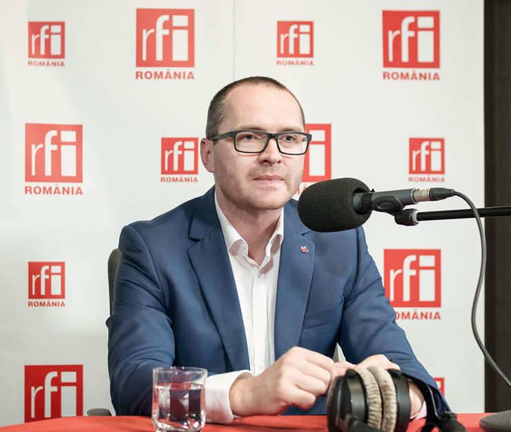 Attila Korodi, critic la adresa președintelui Klaus Iohannis (Foto: arhivă RFI)