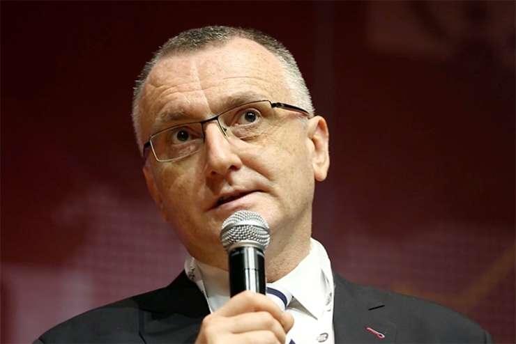 Sorin Cîmpeanu, presedintele AUF