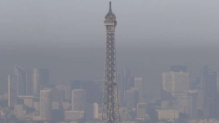 Autoritatile franceze au dispus un trafic alternativ pentru Paris si imprejurimi pentru a diminua poluarea