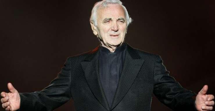 Cântàretul Charles Aznavour a murit pe întâi octombrie 2018 la vârsta de 94 de ani