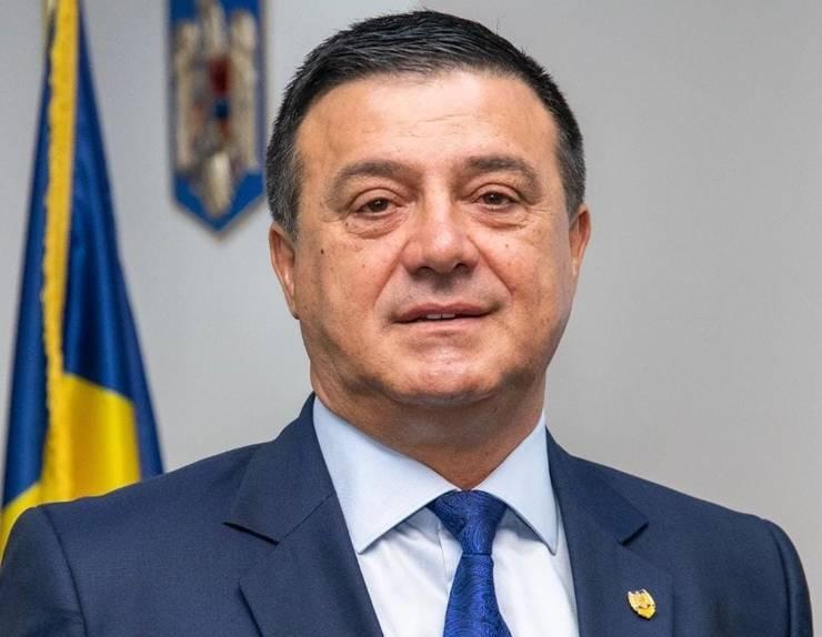 Niculae Bădălău este lider al PSD Giurgiu