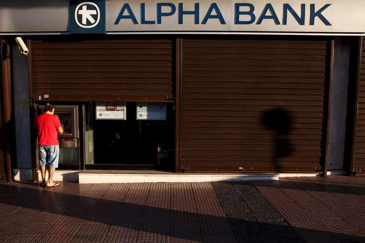 Băncile din Grecia se redeschid luni (Foto: Reuters/Yiannis Kourtoglou)