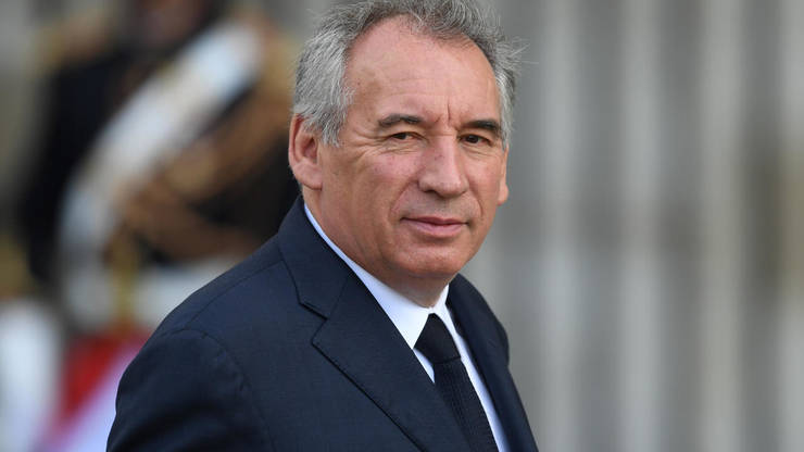 François Bayrou a fost numit Inalt comisar la Plan si Prospectivà