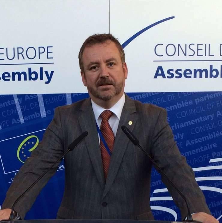 Bernd Fabritius: Preşedinţia UE e o chestiune de încredere politică (Sursa foto: Facebook/Bernd Fabritius)