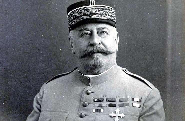 Pagina de istorie: De ce îl iubesc românii pe generalul Berthelot? | RFI  Mobile
