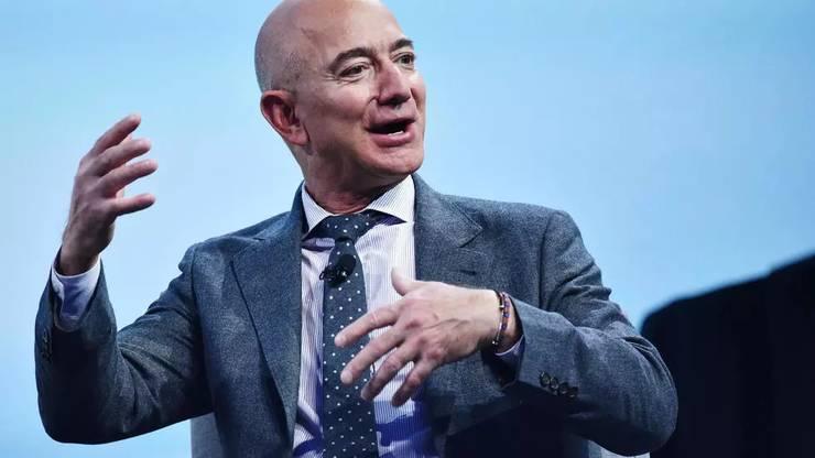 Jeff Bezos, patronul-fondator al firmei Amazon, face parte din miliardarii care au reusit sà scape de impozite în anumiti ani.