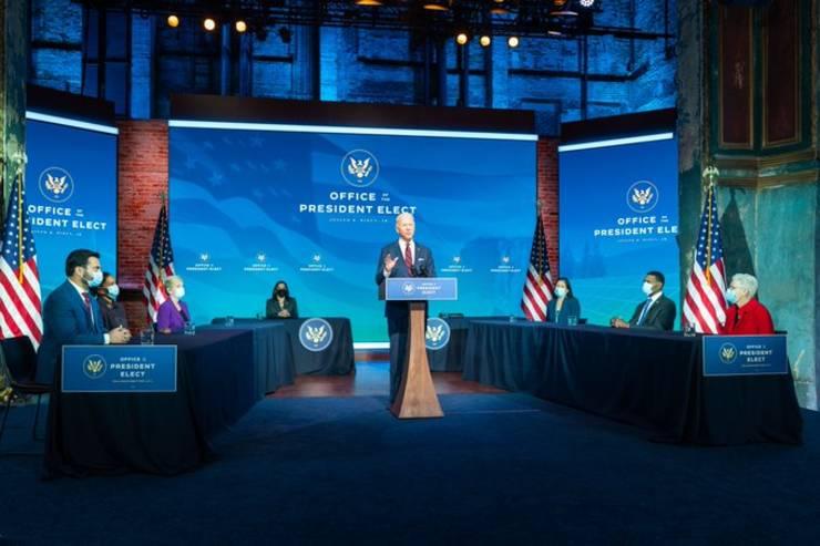 Joe Biden își completează echipa guvernamentală