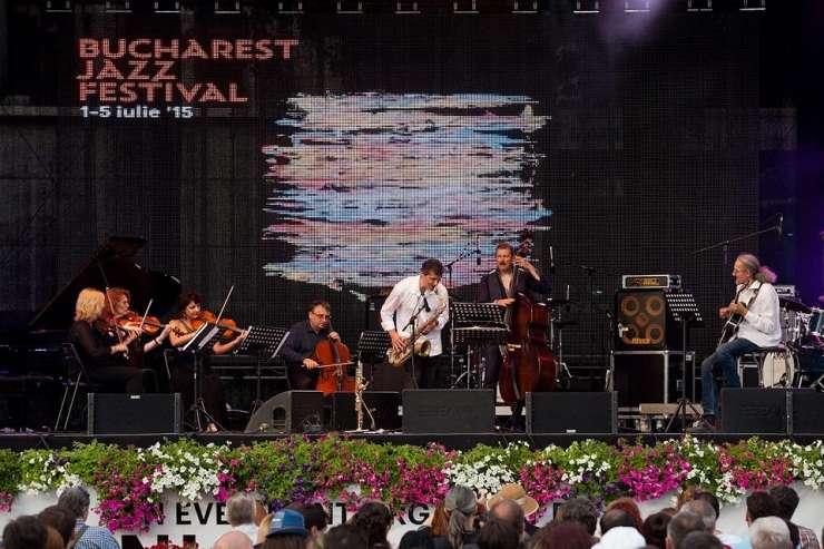 Bucharest Jazz Festival 2015