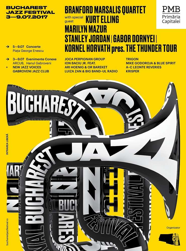 Bucharest Jazz Festival 2017