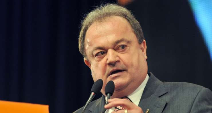 Pus sub control judiciar, Vasile Blaga demisioneaza din fruntea PNL